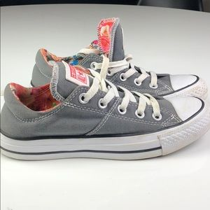Converse All Star low top grey size 6